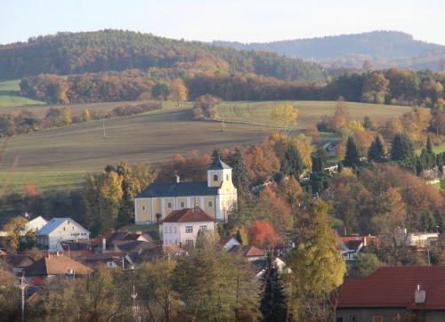 Podzim 2013 v obci