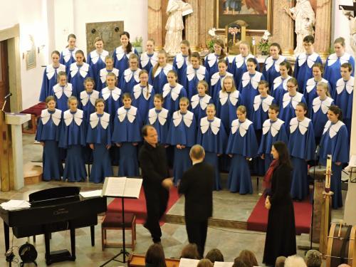 Adventní koncert MOTÝLI ŠUMPERK 16.12.2015