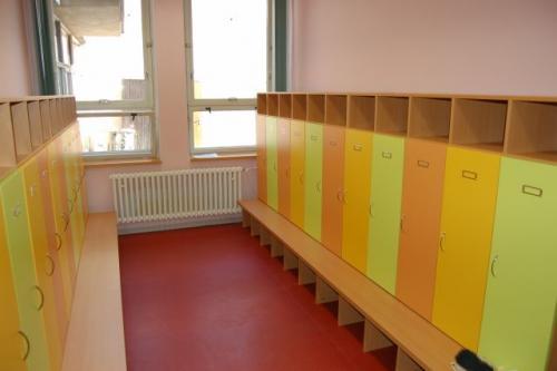 Nová třída mateřské školy