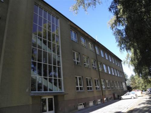 Rekonstrukce havarijního stavu v Základní škole Želechovice